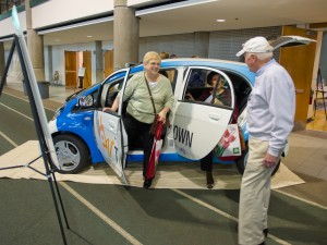 Electric Car Exhibits